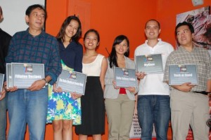The Winners of the 2nd Digital Filipino Web Awards