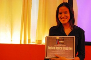 The Belo Corporate Blog Won Weee!