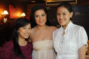 Yza, Bea and Mica