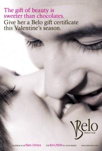 Belo Valentine