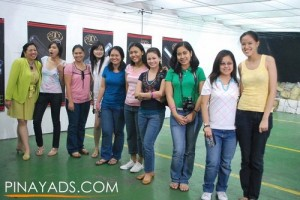 Female Bloggers bravely shoots cervical cancer!