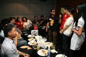 """""""Mabuhay ang mga Bloggers!"""" - Oyo Sotto"""