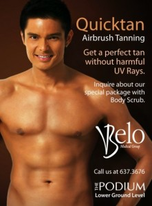Belo Medical Group's Quicktan Promo