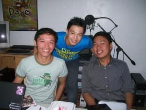 Jonel, Jeff and Ed