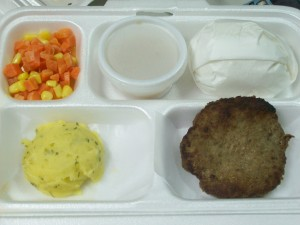 Red Ribbon's Salisbury Steak