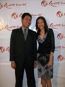 With Congressman Edward Arevalo :P