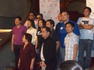 Cinemalaya Cinco Full Length Directors