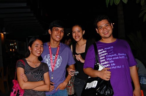 Kai, Bryan, Me and the one and only Byahilo