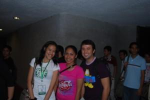 with Romalito Mallari of Dinig Sana Kita