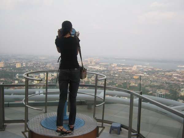 Looking at Cebu City - Queen of the South