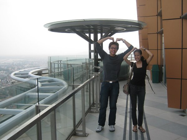 McBilly and Mica at Korea