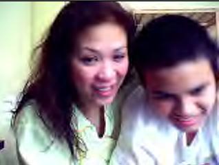 Mama and Carlo