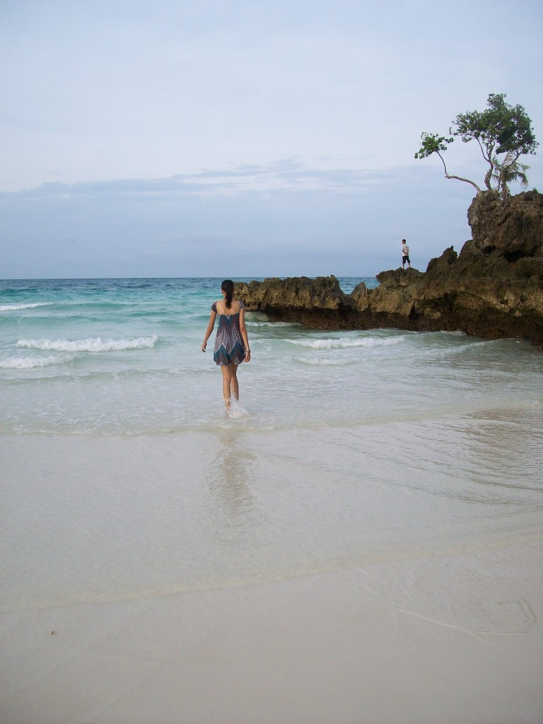 I will surely miss Boracay!