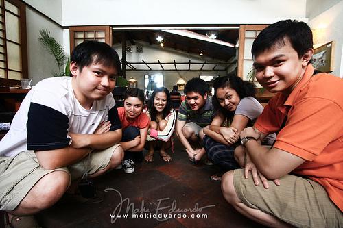 Jehz and the Nyoks at Cebu (September 2009)