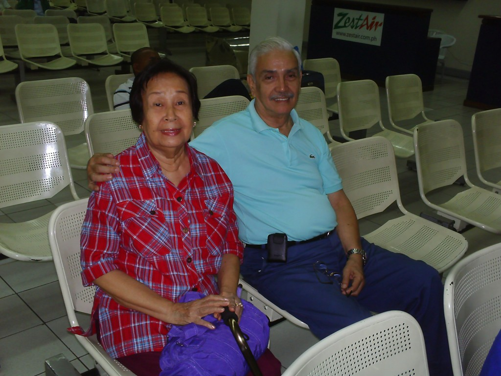 Lolo and Lola - Celebrating their 49th Wedding Anniversary this October!