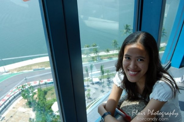 Make a Wish at Singapore Flyer