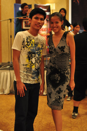 Bryan and Mica's Formal Look