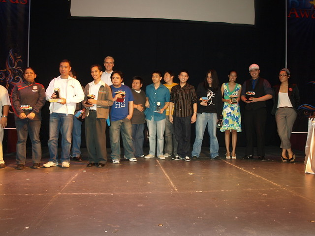 Philippine Blog Awards 2009 Winners By Arbet Bernardo