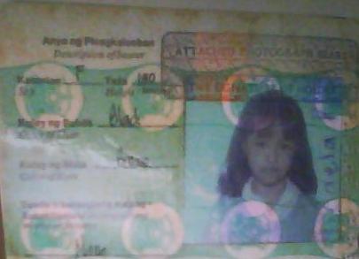 My Old Passport