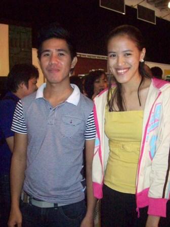 With Anton, a kababayan from Anda, Pangasinan