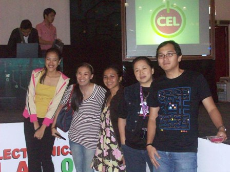Speakers with Ms. Donna and Atty. JJ Dissini