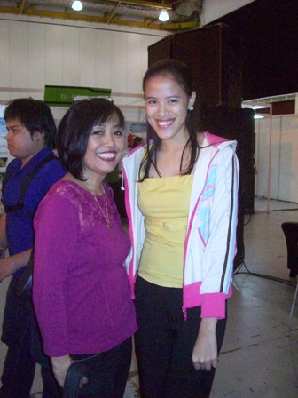 With Tita Noemi Dado