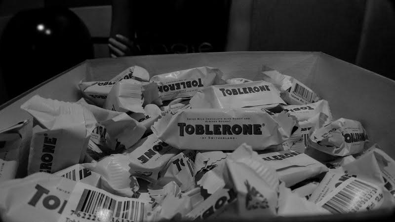 Thank You Toblerone! - Wala lang, maisingit lang :P