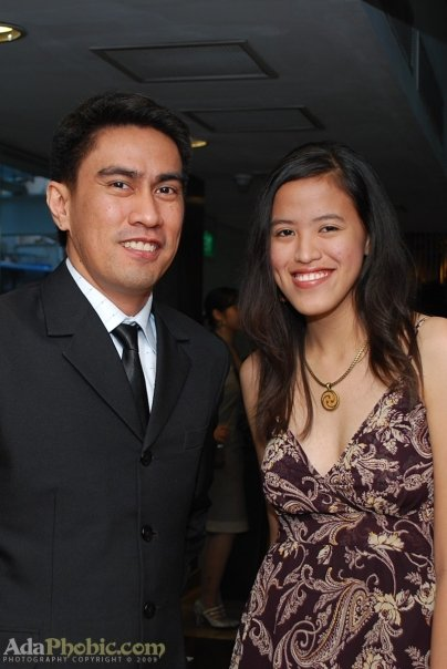 Yey! Kodakan with Ramon Bautista sa wakas! Photo by Ada Lajara