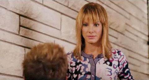 Sandra Bullock in All About Steve