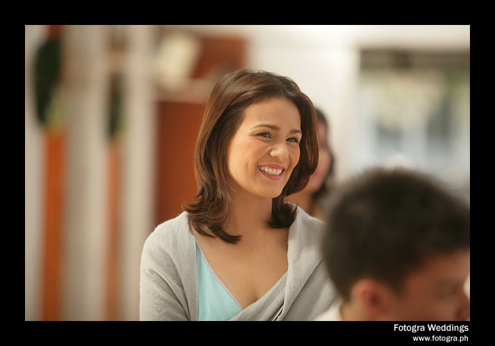 The Moments of Love star Iza Calzado witnessing a heartwarming moment of true love :)