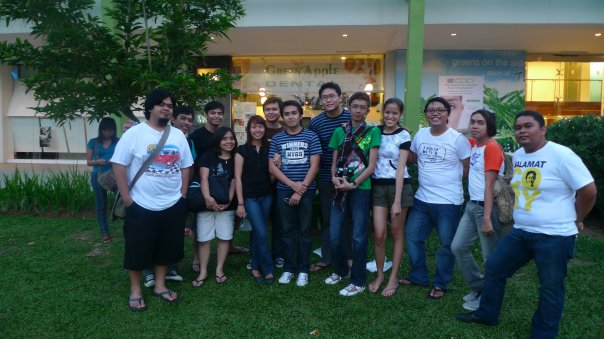 Meet-up with Cebu Bloggers Society Members