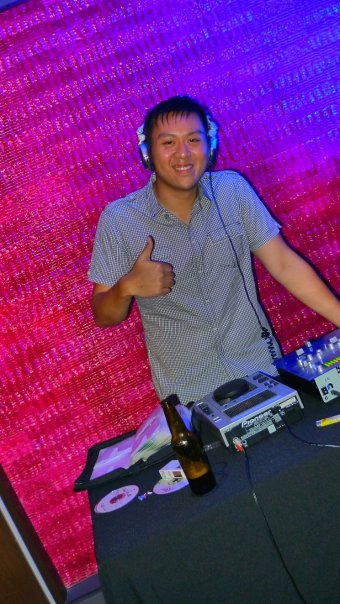 Oh, hello Mr. DJ! Can you spin this tgsh tgsh song for me? LOL