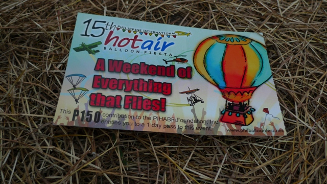 15th Hot Air Balloon Festival Ticket - Dizizit!