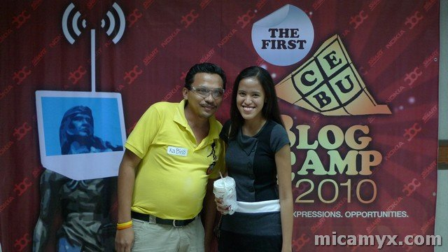 With Ka Bino - Cebu's Best Tour Guide! Nuks naman LOL