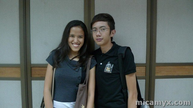 Senyorita and Libotero = Kembotera Trainees :P