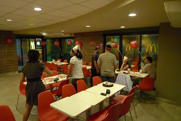 Childlike-Friends preparing the surprise kiddie party
