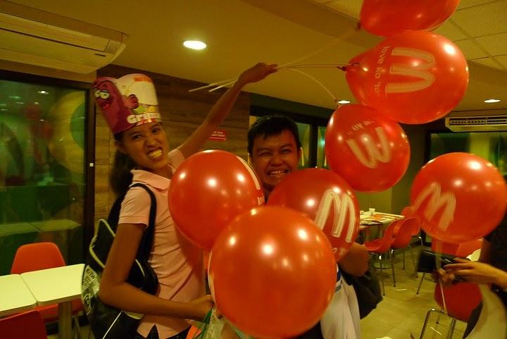 Bakit may Batang Yagit sa Party Ko?!