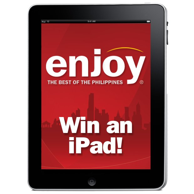 enjoy-ipad