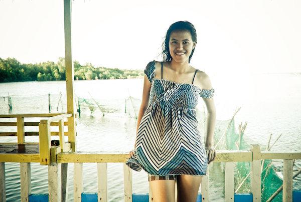 Senyorita Feel at Dangkalan Beach Resort