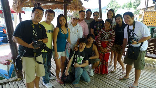 SEX Tour Participants at Punta Isla Resort