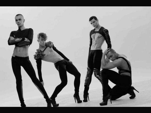 Kazaky from the music video 'Love'
