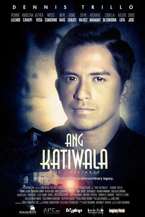 Ang Katiwala (The Caretaker) Official Movie Poster