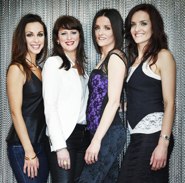 B*Witched Girls 2013
