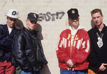 East 17 - The Original 'Bad Boys' of British Pop.. hip-hop and RnB