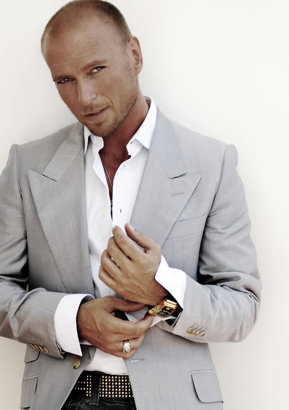 Luke Goss: The Next James Bond star? (hopefully!)