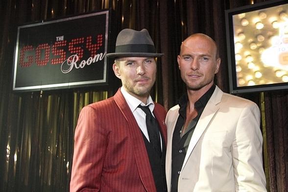 Matt and Luke Goss: The Crooner and the Actor