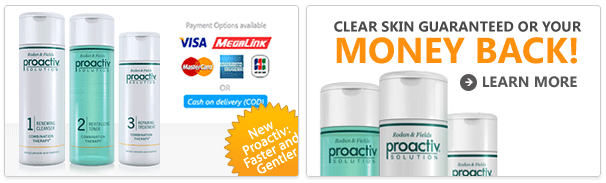 ProActiv 30-Day Trial Kit now available in the Philippines!