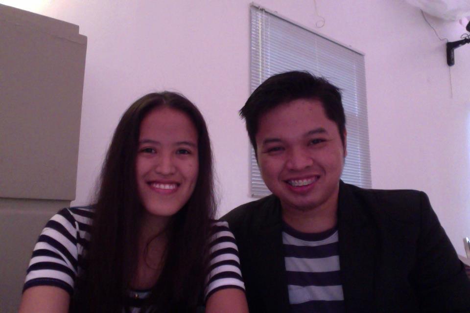Saturday is Stripes Day - Sasayaw kami!