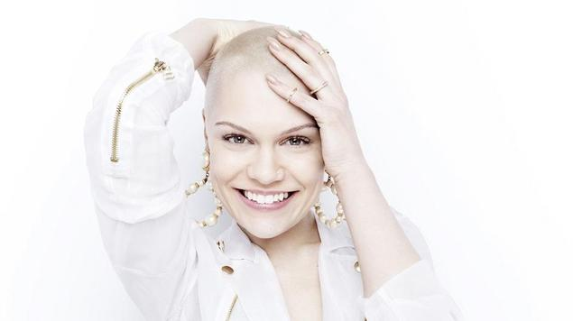 I Love Jessie J - with or without the hair! :P