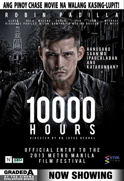 10,000 Hours Movie Poster